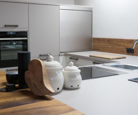 Mittelblock-Kochen-Kühlschrank