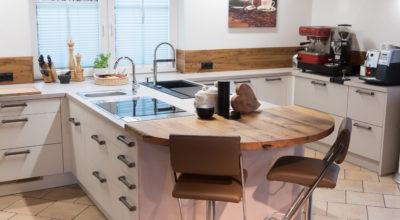 Küche-Theke-Block-Kochen-Spüle