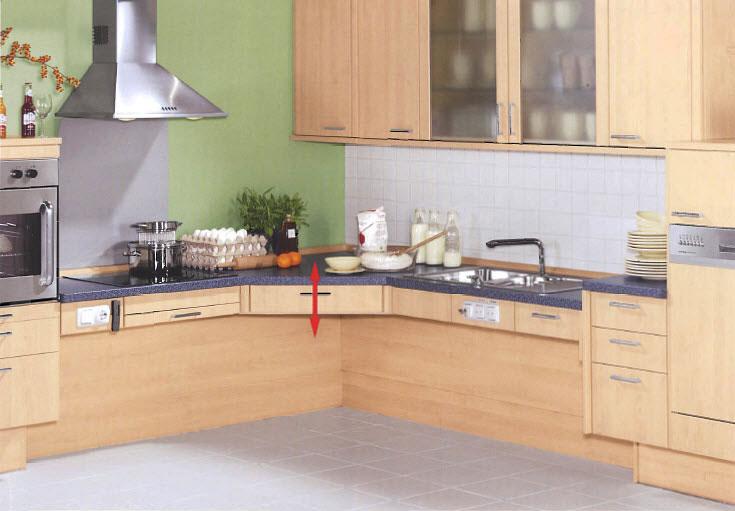 Barrierefreie Küche ott küchen fotogalerie barrierefreie küchen