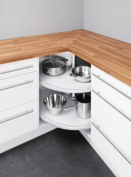 Küchen unterschrank ecke  Ott Küchen - Fotogalerie: Funktion und Austattung
